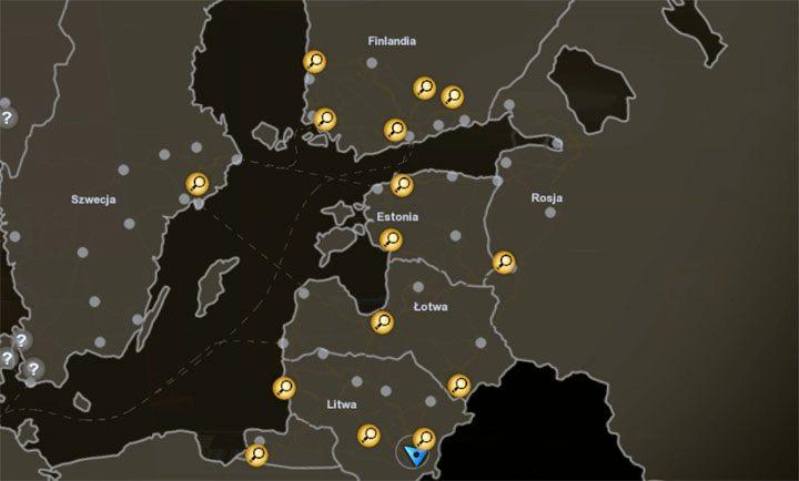 New job agencies in Euro Truck Simulator 2 Beyond the Baltic