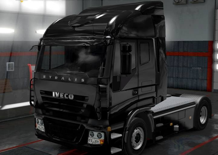 IVECO STRALIS - Truck models in Euro Truck 2 - Truck dealers - Euro Truck Simulator 2 Game Guide