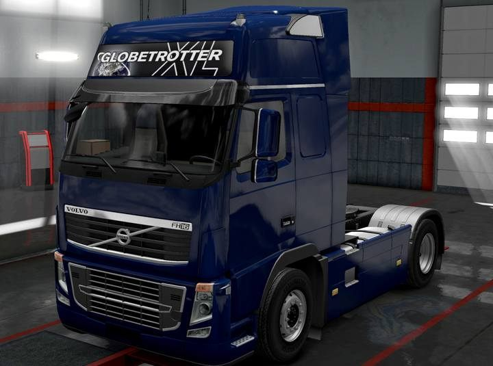 VOLVO FH16 - Truck models in Euro Truck 2 - Truck dealers - Euro Truck Simulator 2 Game Guide