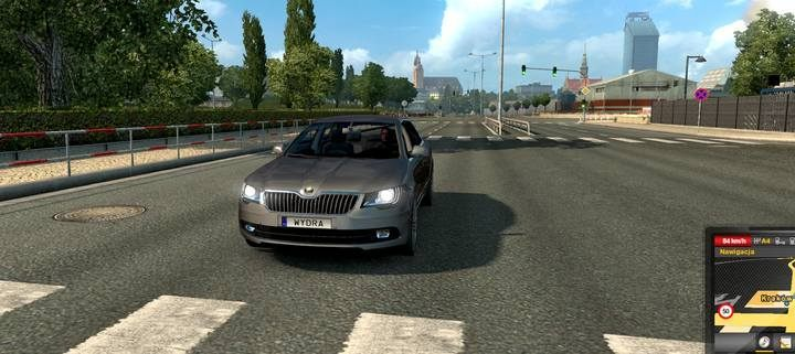 Scout cars in Euro Truck 2 - Euro Truck Simulator 2 Game