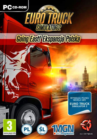 It is the first official add-on to the Euro Truck Simulator 2 which adds 13 new cities: Bialystok, Lublin, Olsztyn, Warsaw, Lodz, Krakow, Gdansk, Katowice, Ostrava, Banska Bystrica, Koszyce, Debreczyn and Budapest - Official add-ons - DLC in Euro Truck 2 - First steps - Euro Truck Simulator 2 Game Guide