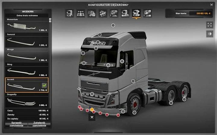 Upgrades and customization | Repair and modifications - Euro Truck