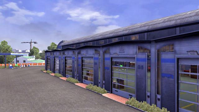 Introduction Garage Euro Truck Simulator 2 Game Guide