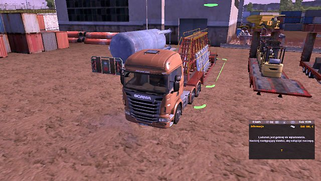 Park the trailer where you should - Park the trailer - Driving your truck - Euro Truck Simulator 2 - Game Guide and Walkthrough