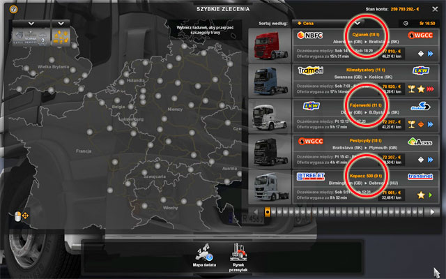 7 - Steam achievements (100%) | First steps - Achievements Guide - Euro Truck Simulator 2 Game Guide