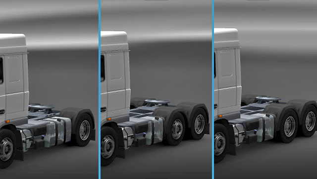 The second important parameter is chassis - Truck models | Truck dealers - Truck dealers - Euro Truck Simulator 2 Game Guide