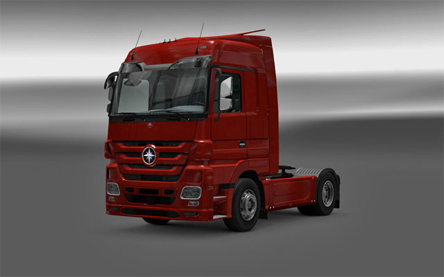 Its basic version having a 320 HP engine costs almost EUR 99,000 - Truck models | Truck dealers - Truck dealers - Euro Truck Simulator 2 Game Guide