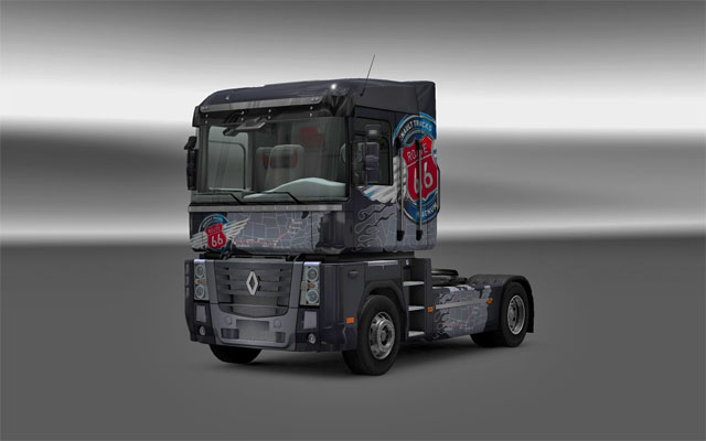 Its basic version costs EUR 126,500 and its engine has 480 HP - Truck models | Truck dealers - Truck dealers - Euro Truck Simulator 2 Game Guide