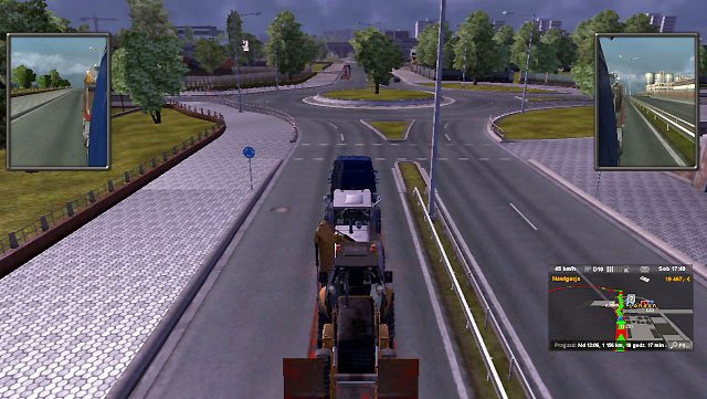 Below you will find general description of roads running through various countries - Country description | Roads - Roads - Euro Truck Simulator 2 Game Guide