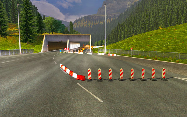 The A1 highway goes from east to west connecting Vienna with Linz and Salzburg - Austria, Switzerland and Benelux | Roads - Roads - Euro Truck Simulator 2 Game Guide