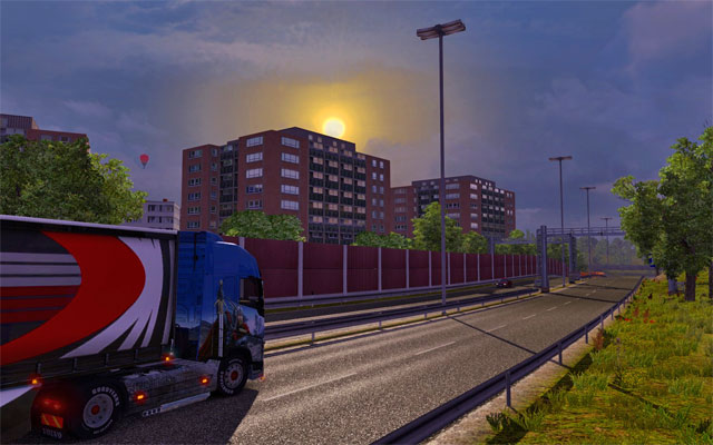 There are plenty of highways in Italy but these are in mountain terrain and the roads are very twisted - Italy | Roads - Roads - Euro Truck Simulator 2 Game Guide