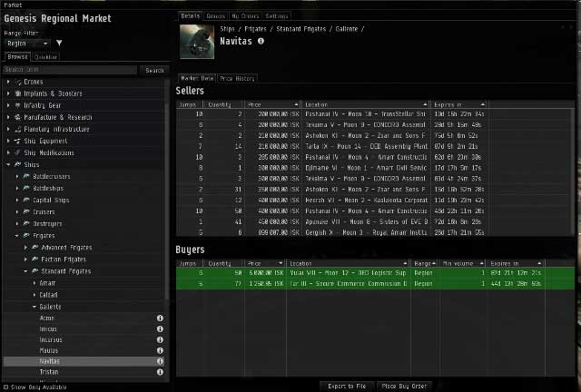 Important interface elements | First steps - EVE Online Game Guide