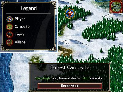 Camping A highly important aspect of the game - General hints - The Basics - Expeditions: Viking Game Guide