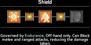 Shield (6/9/12/15/18) - Wielding weapons - Abilities - Expeditions: Viking Game Guide