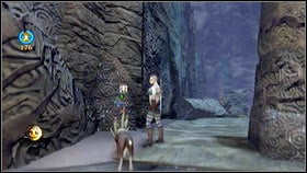 A couple meters beside you will see a small staircase [1] - The Veiled Path - Aurora Flowers - Fable III - Game Guide and Walkthrough
