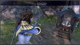 After entering the location go straight to the lake shore and turn west [1] - Driftwood - Gnomes - Fable III - Game Guide and Walkthrough