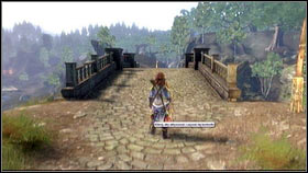 After shooting down the last one, run along the path until you reach a fork in the road [1] - Millfields - Gnomes - Fable III - Game Guide and Walkthrough