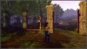 1 - Sunset House - Golden Doors - Fable III - Game Guide and Walkthrough