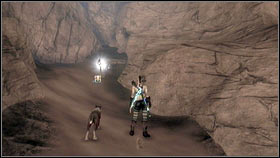 Starting from the Shifting Sands entrance, move downwards all the time and turn left by the second banner [1] - City of Aurora - Silver Keys - Fable III - Game Guide and Walkthrough