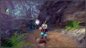 Enter it and swim maximally to the left [1] - Millfields - Silver Keys - Fable III - Game Guide and Walkthrough