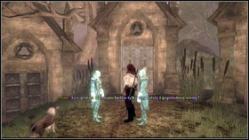 Once the boss dies, go into the crypt from which he came [1] - Mourningwood - p. 1 - Side Missions - Fable III - Game Guide and Walkthrough