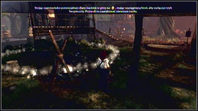 Teleport to the woods and talk with the hooded man by the portal [1] - Mourningwood - p. 1 - Side Missions - Fable III - Game Guide and Walkthrough