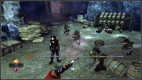 Once all the monsters all dead, cross the bridge to the other side [1] - Leaders and Followers - p. 2 - Walkthrough - Fable III - Game Guide and Walkthrough