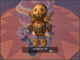 3) Twinblade � win Spot the Addition in Twinblade�s Camp in less than 25 seconds - Collect the Hero Dolls - Bronze quests - Fable: The Lost Chapters - Game Guide and Walkthrough