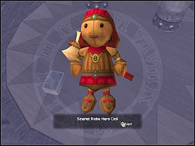 4) Scarlet Robe � win Card Sorting in Knothole Glade in less than 25 seconds - Collect the Hero Dolls - Bronze quests - Fable: The Lost Chapters - Game Guide and Walkthrough