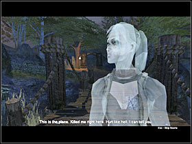 1 - Ghost Granny Necklace - Bronze quests - Fable: The Lost Chapters - Game Guide and Walkthrough