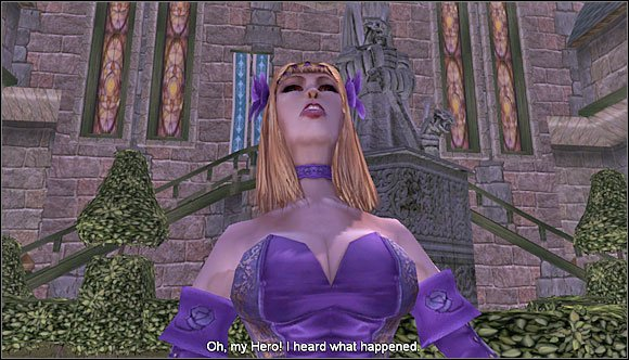 Fable 2 lady Grey disappeared? - Yahoo!7 Answers
