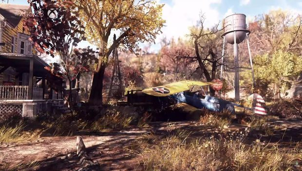 In Fallout 76 you will be able to create your own mobile base called C - Survival in Fallout 76 - Gameplay basics - Fallout 76 Guide