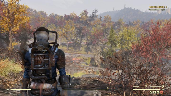 A gas mask protects you against diseases which you can catch during a bad weather. - How do the diseases work in Fallout 76? - FAQ - Fallout 76 Guide