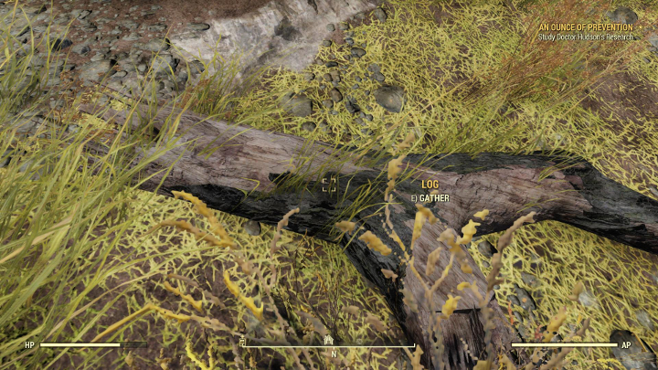CAMP - building a base in Fallout 76 - Fallout 76 Guide