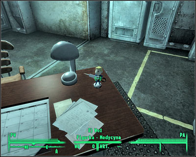 Go to the main corridor and you'll meet Butch, as well as members of his gang - Main quests 3: Future imperfect - Main quests - Fallout 3 - Game Guide and Walkthrough