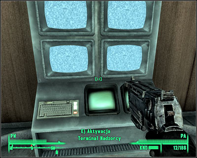 VAULT 101 - ENTRANCE - Main quests 4: Escape! - Main quests - Fallout 3 - Game Guide and Walkthrough