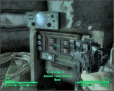 1 - Main quests 6: Radio Galaxy News - Main quests - Fallout 3 - Game Guide and Walkthrough