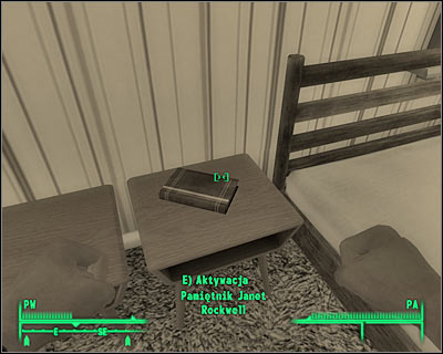 Head on to Simpson's residence - Main quests 8: Tranquility Lane - Main quests - Fallout 3 - Game Guide and Walkthrough