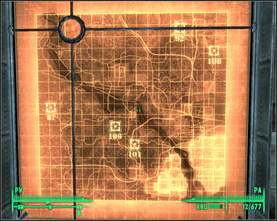 Rothchild has suggested that you should visit a town called Little Lamplight which is located to the south-east of Vault 87 - Main quests 10: Picking up the trail - Main quests - Fallout 3 - Game Guide and Walkthrough