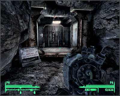 1 - Main quests 10: Picking up the trail - Main quests - Fallout 3 - Game Guide and Walkthrough