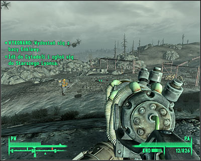 1 - Main quests 12: The American Dream - Main quests - Fallout 3 - Game Guide and Walkthrough