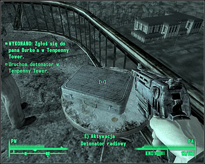 1 - Megaton: The power of the atom - Side quests - Fallout 3 - Game Guide and Walkthrough