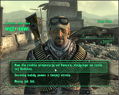 1 - Megaton: Blood ties - Side quests - Fallout 3 - Game Guide and Walkthrough