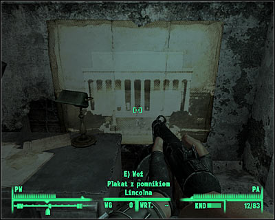Once you've reached your current destination, try getting closer to the monument and you're going to be stopped by Silas - Capitol Wasteland: Head of state - Side quests - Fallout 3 - Game Guide and Walkthrough