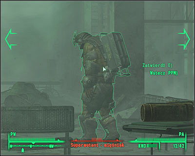 You must be extremely careful while exploring the second floor of the hospital, because you'll be dealing with gas leaks - Museum of History: Reilly's Rangers - Side quests - Fallout 3 - Game Guide and Walkthrough