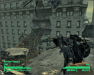 Joining Reilly's Rangers - Museum of History: Reilly's Rangers - Side quests - Fallout 3 - Game Guide and Walkthrough