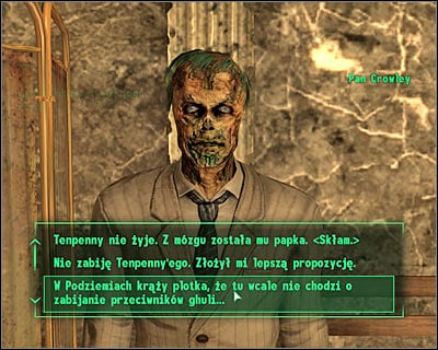 Your targets are: Allistair Tenpenny from Tenpenny Tower, Dukov from Dukov's Place, Dave from the Republic of Dave and Ted Strayer from Rivet City - Musem of History: You gotta shoot 'em in the head - Side quests - Fallout 3 - Game Guide and Walkthrough