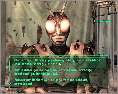 The Mechanist - Canterbury Commons: The superhuman gambit - Side quests - Fallout 3 - Game Guide and Walkthrough