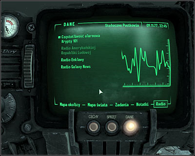 You'll be stopped by an officer (Armstrong or Gomez) in the next room - Vault 101: Trouble on the homefront - Side quests - Fallout 3 - Game Guide and Walkthrough