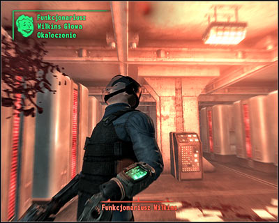 You should consider visiting cells on your way to Overseer's office - Vault 101: Trouble on the homefront - Side quests - Fallout 3 - Game Guide and Walkthrough